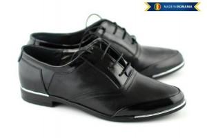 Pantofi dama piele naturala, casual - FOARTE COMOZI - Made in Romania