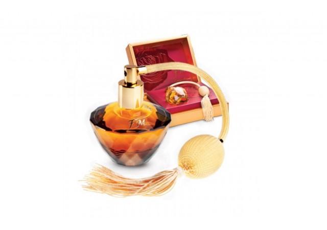 Parfum dama cu pompita, FM 313 EDP Lemnoase, sic, convingator 50 ml