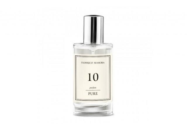 Parfum dama 10 pure 50ml FM10PURE50ml