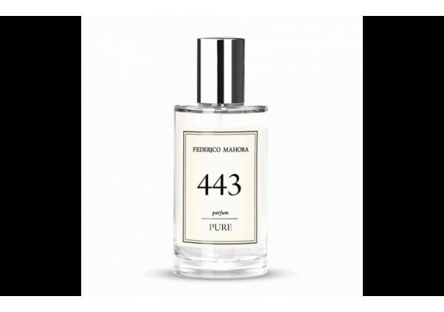 Parfum dama 443 pure 50ml FM443PURE50ml