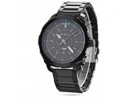 Ceas de mana barbati elegant, negru - Curren - M8266N