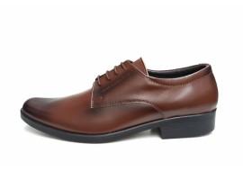 Pantofi barbati eleganti din piele naturala maro - ADYSIRETM