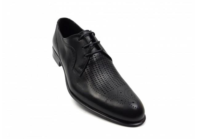 Pantofi barbati eleganti din piele naturala - SIR022GN