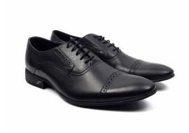 Pantofi barbati eleganti din piele naturala 740N