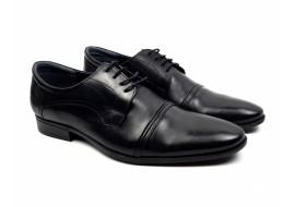 Pantofi barbati eleganti din piele naturala 575N