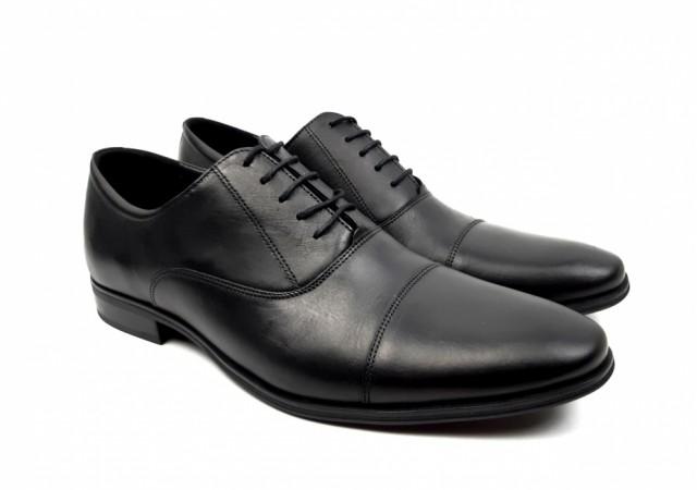 Pantofi barbati eleganti din piele naturala LUCAS 347N