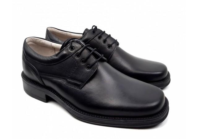 Pantofi barbati eleganti din piele naturala POLITIE - 320N