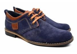 Pantofi barbati eleganti din piele naturala 410BLEO