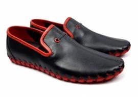 Pantofi barbati sport, casual din piele naturala - Made in Romania 593NR