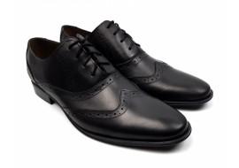 Oferta numarul 42 Pantofi barbati eleganti din piele naturala - L566N