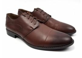 Pantofi barbati eleganti din piele naturala - Massimo Maro 44