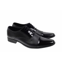 Oferta marimea 44 - Pantofi barbati eleganti din piele naturala LCIOCSTEFLACBOX
