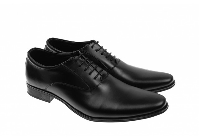 Pantofi barbati eleganti din piele naturala STEFINBOX