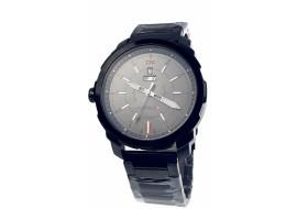 Ceas de mana barbati elegant, negru - Curren - M8266NG