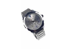 Ceas de mana barbati elegant, argintiu - Curren - M8266SILVER