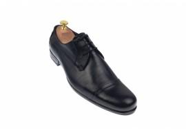 Lichidare marimea 42 - Pantofi barbati eleganti din piele naturala LP351N