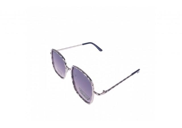 Ochelari de soare dama argintii, UV 400 Matteo Ferari MFJH-002B, 60-10-150