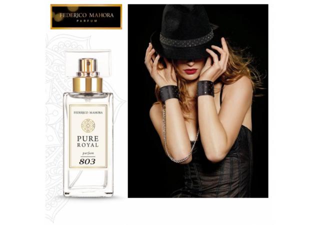 Parfum dama 50ml EDP - ROYAL803PURE