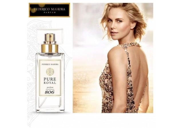Parfum dama 50ml EDP - ROYAL806PURE