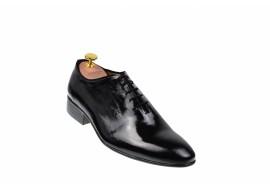 Pantofi barbati eleganti din piele naturala, LAC SIFONAT - 024NLAC2