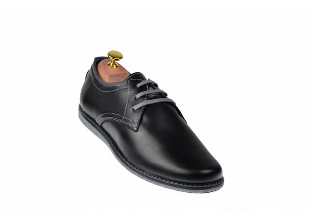 Pantofi casual - sport barbati din piele naturala TOMISNBOX