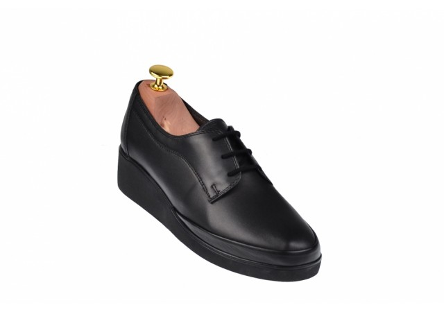Pantofi dama, casual din piele naturala  - Made in Romania 310N