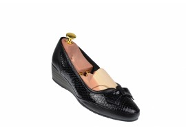 Pantofi dama casual din piele naturala  - Made in Romania L330NC