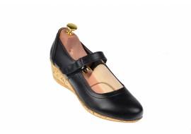 Pantofi dama casual din piele naturala foarte comozi - P38N