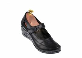 Pantofi dama piele naturala cu platforme de 4 cm - Made in Romania P9154BOXN