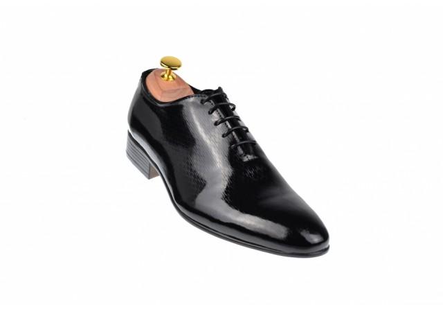 Pantofi de gala barbati, eleganti, din piele naturala, EL PATRON, 024CEURI