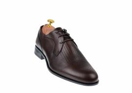 Pantofi barbati eleganti din piele naturala - SIR2018ML