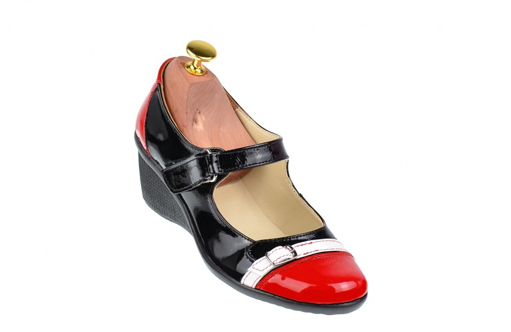 Lichidare Marimea 36 Pantofi Dama Casual Din Piele Naturala Cu