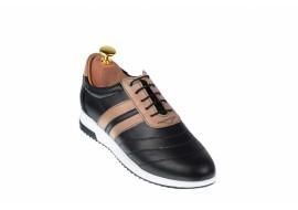 Pantofi dama sport din piele naturala - P2NBEJ