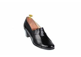 Pantofi dama casual din piele naturala - P34LN