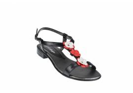 Lichidare marimea 38 Sandale dama din piele naturala - LSCORANRA