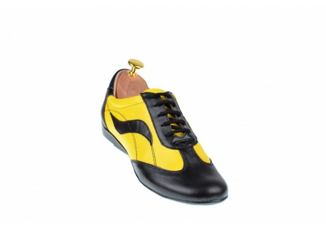Oferta marimea 38 - Pantofi  dama, sport, din piele naturala foarte comozi - LP2NG