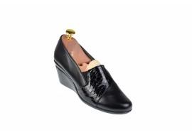 Lichidare marimea 37 - Pantofi dama casual din piele naturala - LP14NLCR