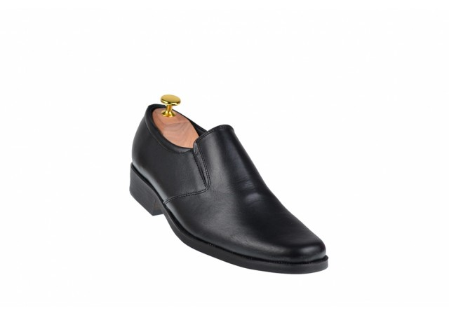 Lichidare marimea 41, 42 - Pantofi barbati eleganti din piele naturala, cu elastic - LADYELN