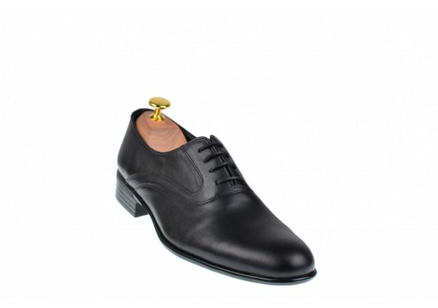 Pantofi barbati eleganti din piele naturala - PH27NBOX