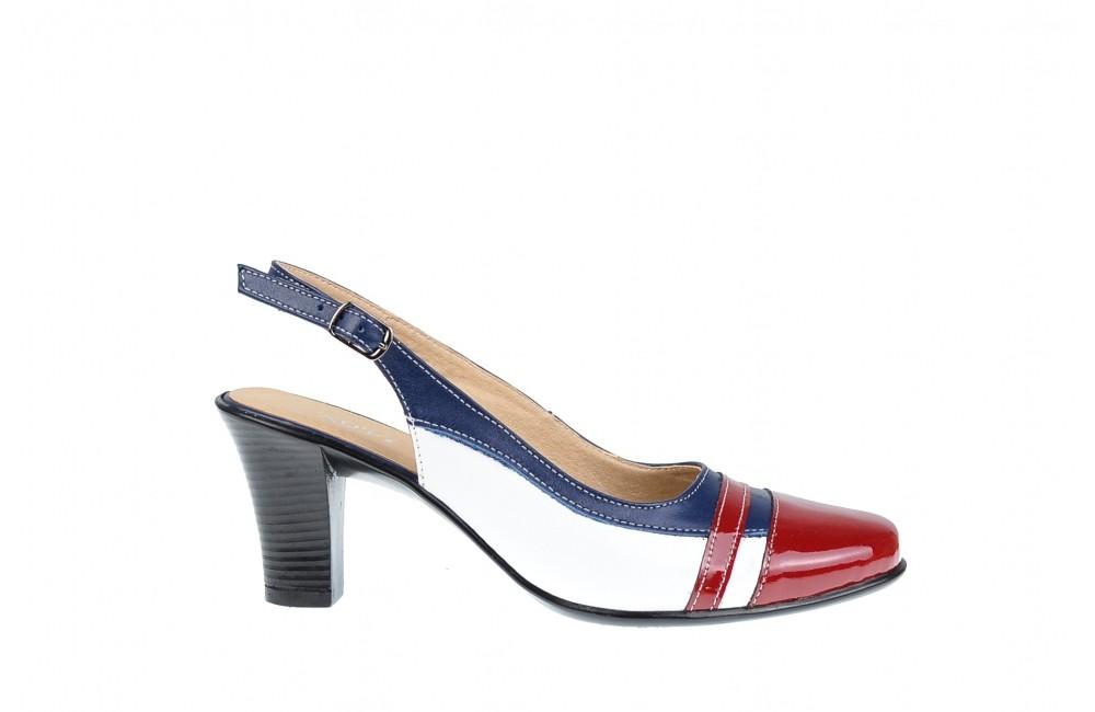 Oferta Marimea 36 38 Pantofi Dama Decupati Si Eleganti Din Piele
