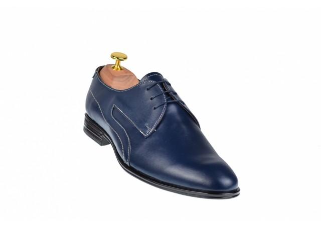 Pantofi barbati eleganti din piele naturala - PA01NBLX