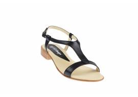 Oferta marimea 38 - Sandale dama din piele naturala box CORA - LS16NBOX