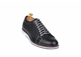 Marimea 42, 43, Pantofi barbati sport, casual din piele naturala 598N