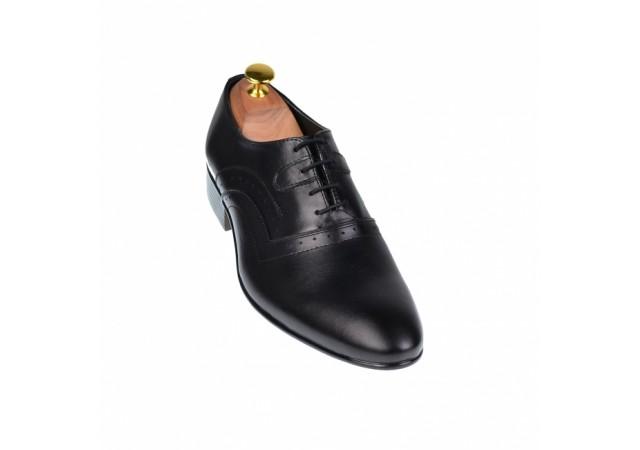Pantofi barbati lux - eleganti din piele naturala  - ELION3N