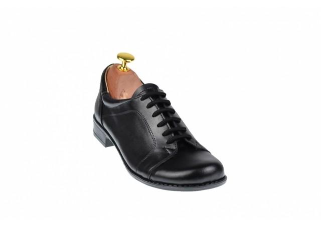 Oferta marimea 37 Pantofi dama casual-eleganti din piele naturala LP53NBOX