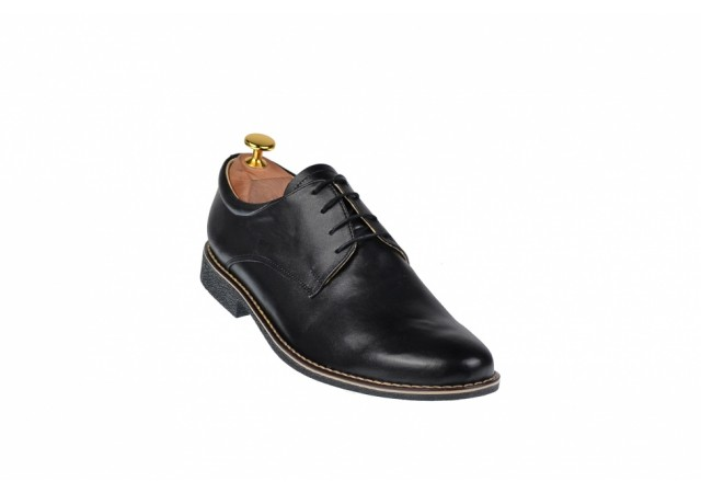 Pantofi barbati eleganti din piele naturala - PANBOX
