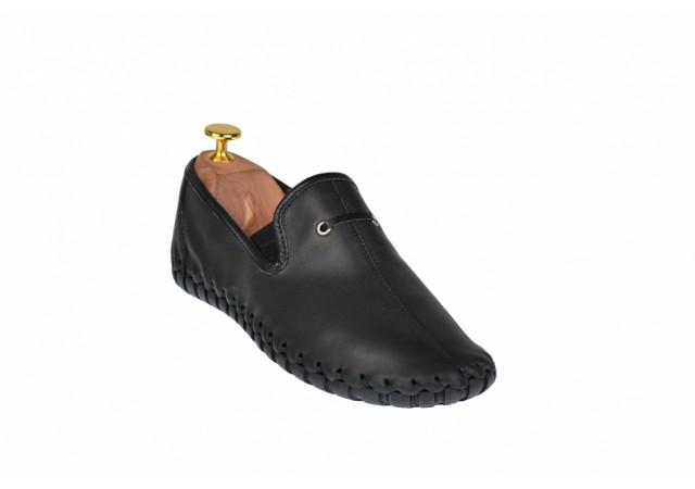 Pantofi barbati sport, casual din piele naturala - Made in Romania 593N