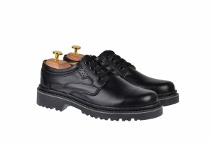 Pantofi barbati casual din piele naturala, model toamna, iarna, MARK3N