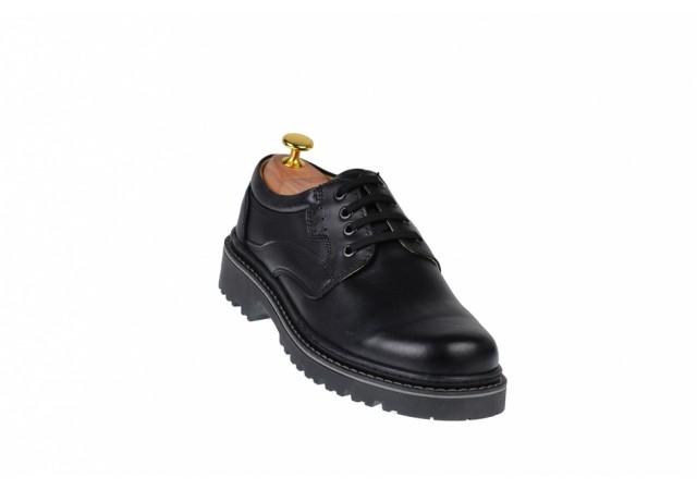 Pantofi barbati toamna - iarna, din piele naturala - MARK MOUNTAIN 3N