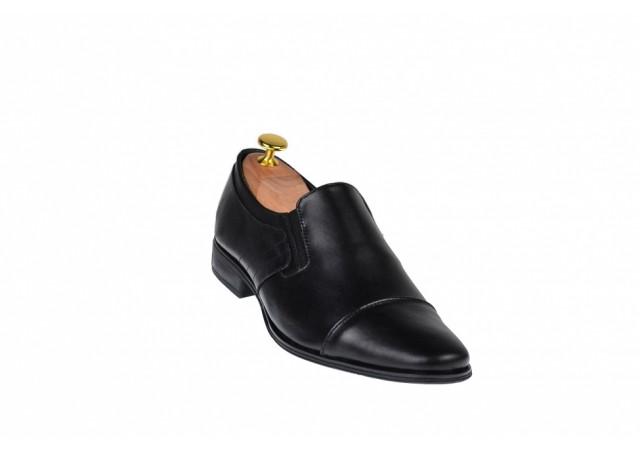 Pantofi barbati EN GROS eleganti din piele naturala - 110lei/per TVA INCLUS - EGCIOCSTEFEN